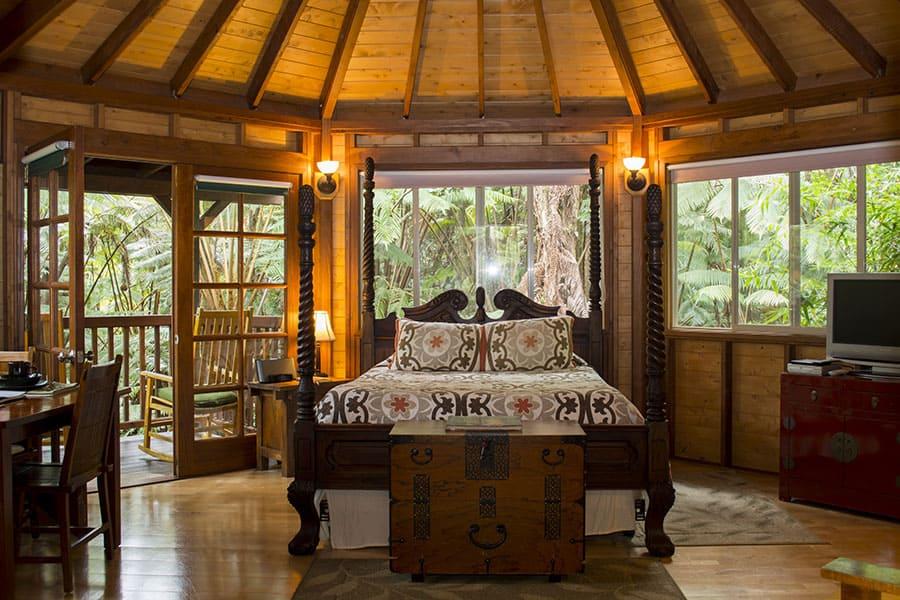 Bed And Breakfast Volcano Village Hawaii